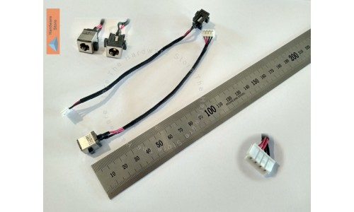 DC Power Jack for ASUS F55A, X55A and more