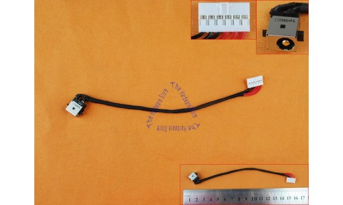 DC Power Jack for Asus G551 with Cable