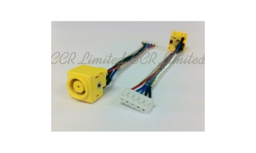 DC Power Jack for IBM T60 T61 with Cable