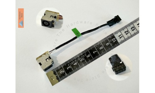 DC Power Jack for HP ProBook 430, 440, 450, 455, 470 , G1 and Some G2 models