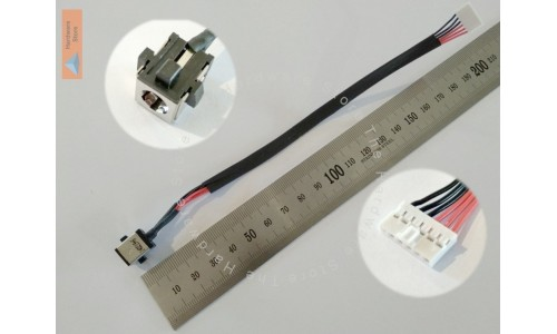 DC Power Jack for Asus K55A, U57 and more