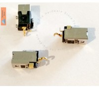 DC Power Jack for Lenovo Ideapad 100S-14IBR, 110S-11ibr  -  (LONG BACK LEG VERSION) and More