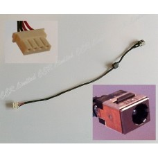 DC Power Jack for Toshiba L750, L755 with Cable