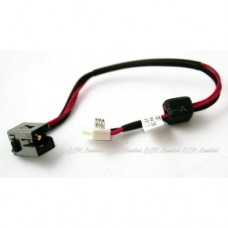 DC Power Jack for Toshiba L675, L675D with Cable
